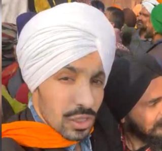 Deep Sidhu is arrested by Police 1
