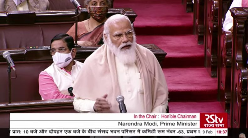 PM Modi's cried during farewell of four members 1