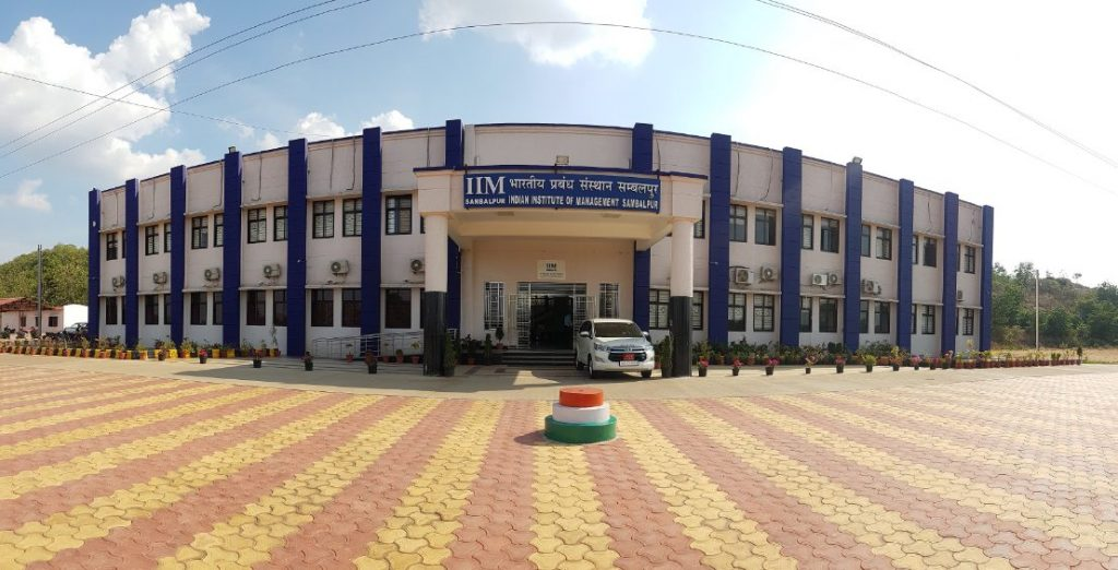 IIM Sambalpur opens its gates for students returning to New Normal in a phased manner 1