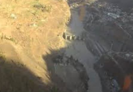 Tapovan barrage bore the brunt of the Uttarakhand natural calamity 1