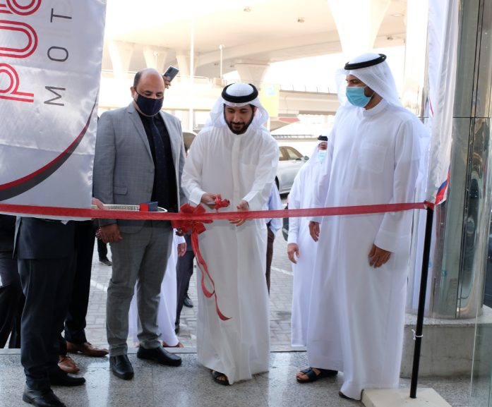 TVS Motor Company strengthens its presence in the UAE with its new distributor Public Motors 1