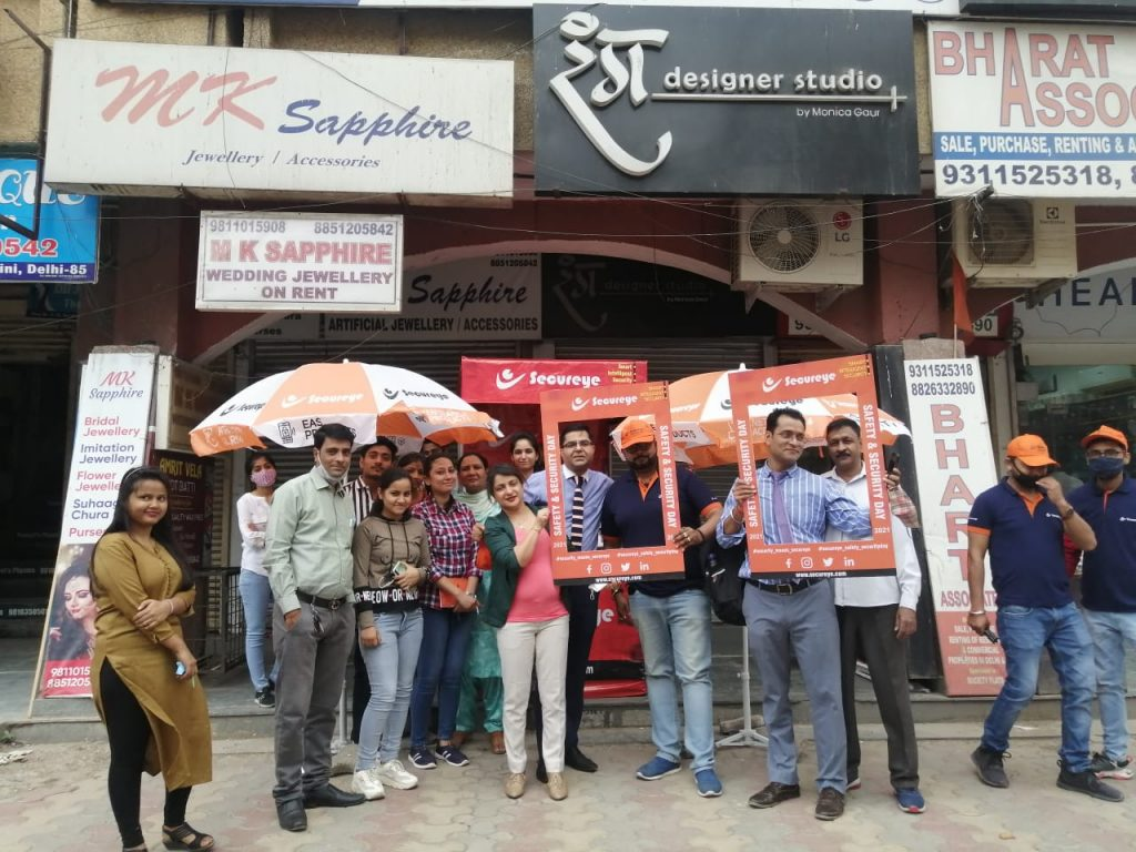 Secureye concludes safety & security awareness drive across 85 cities 1