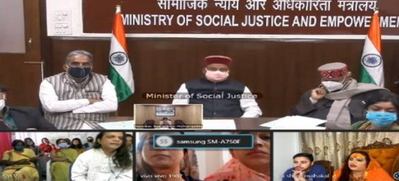 National Portal FOR Transgender Persons launched by Social Justice & Empowerment 1