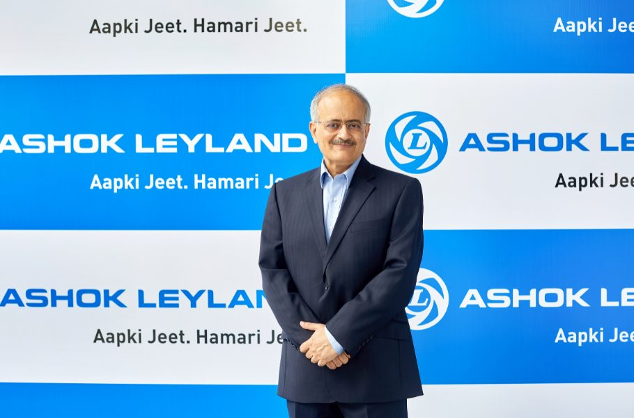 Ashok Leyland launches AVTR 4120 - India's first 4-axle Truck with 40.5 ton Gross Vehicle Weight 1