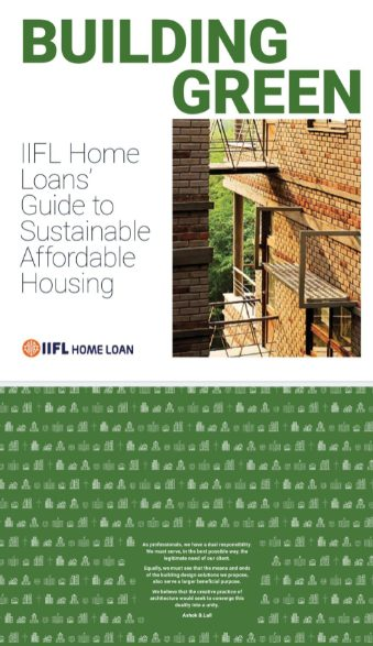 IIFL Home Finance launches India's first handbook for affordable green housing 1