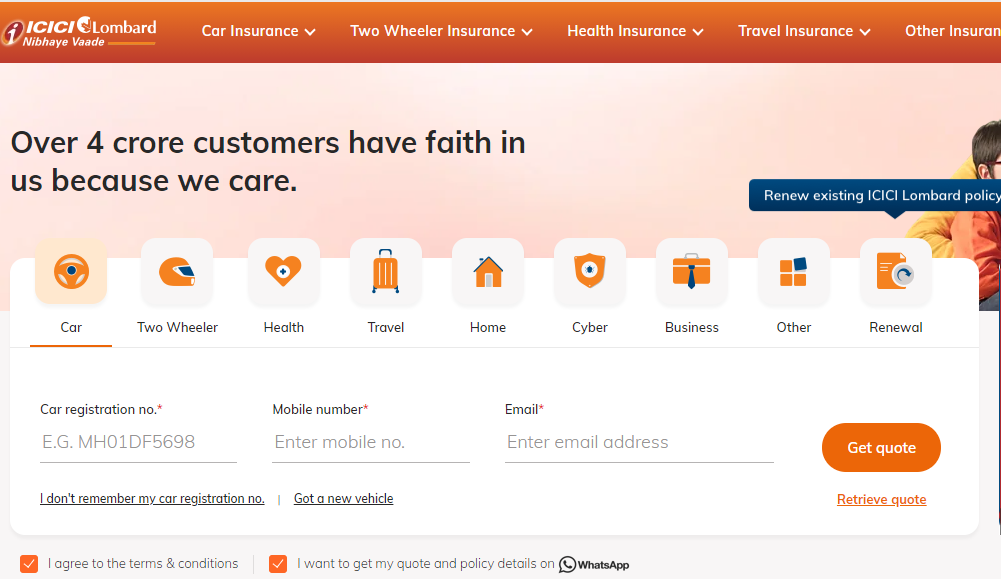 ICICI Lombard's InstaSpect enabled 1 million+ customers 1