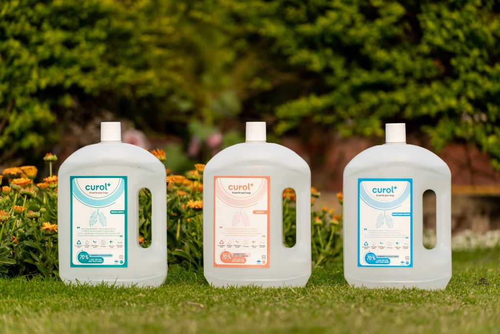 DB LIFE SCIENCES LLP LAUNCHES THE WORLD'S FIRST & ONLY PATENTED LIQUID-BASED ANTI POLLUTION PRODUCT – CUROL+ 1