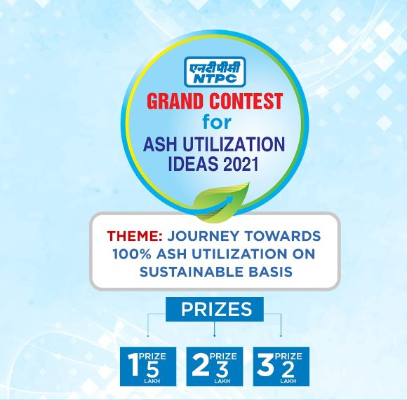 NTPC announces contest for Ideas on Fly Ash Utilization 1