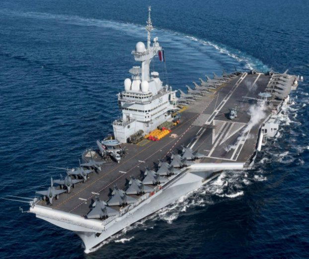 19th edition of the Indian and French Navy bilateral exercise 'VARUNA-2021' 1