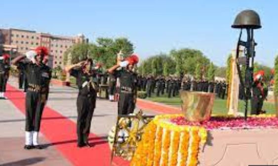 Army War College, Mhow celebrates Golden Jubilee 1