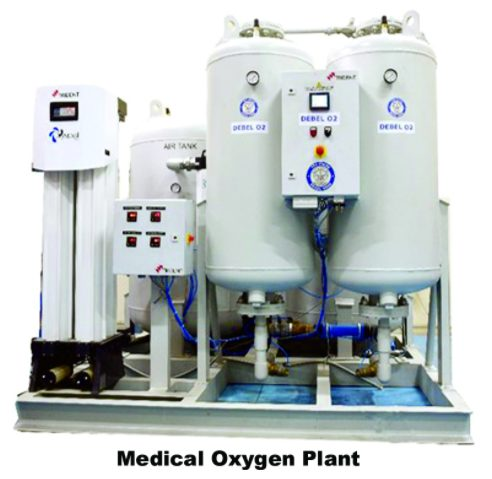 DRDO to set up 500 Medical Oxygen Plants within three months under PM CARES Fund 1
