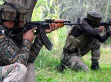 5 terrorists killed in encounter with security forces in Jammu and Kashmir 9