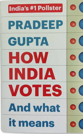 Pradeep Gupta launches his new book 'How India Votes: And What It Means' 1