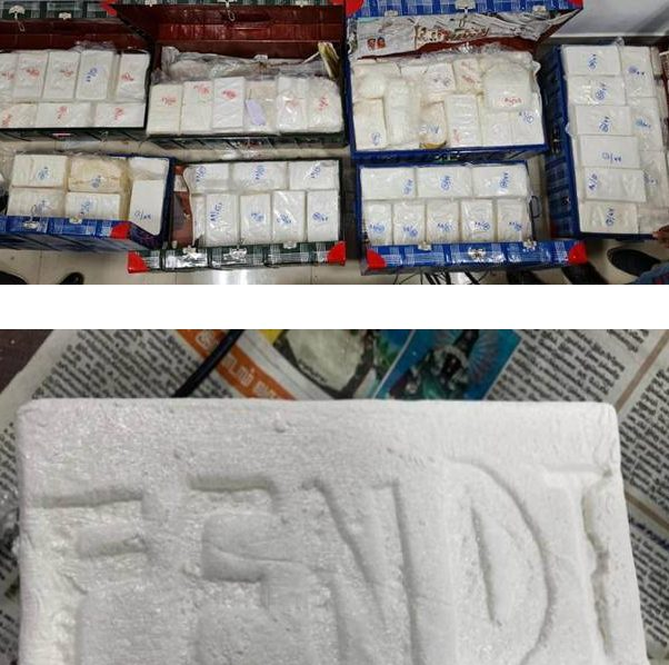 DRI seizes more than 300 kg of cocaine valued at approx. Rs. 2,000 crore in international market 1