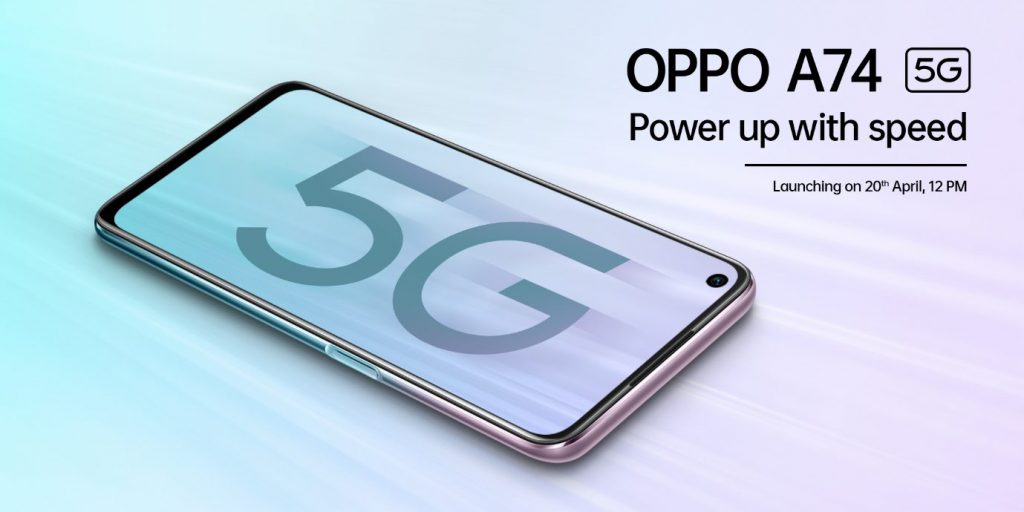 OPPO to introduce A74 5G 1