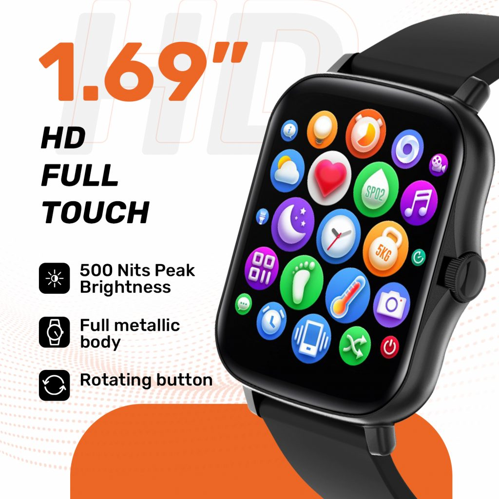 Fire-Boltt Beast smartwatch screen size & specs launched, priced at Rs  3,999 - The News Strike