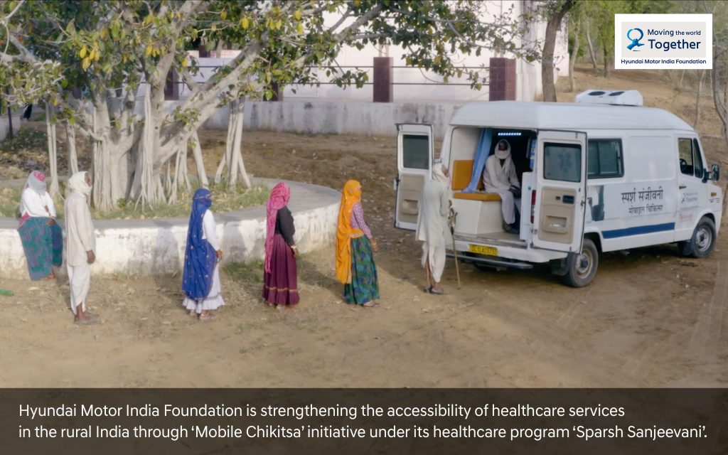Hyundai Motor India upholds Commitment of Social Values to Serve Humanity for a Healthy Life 1