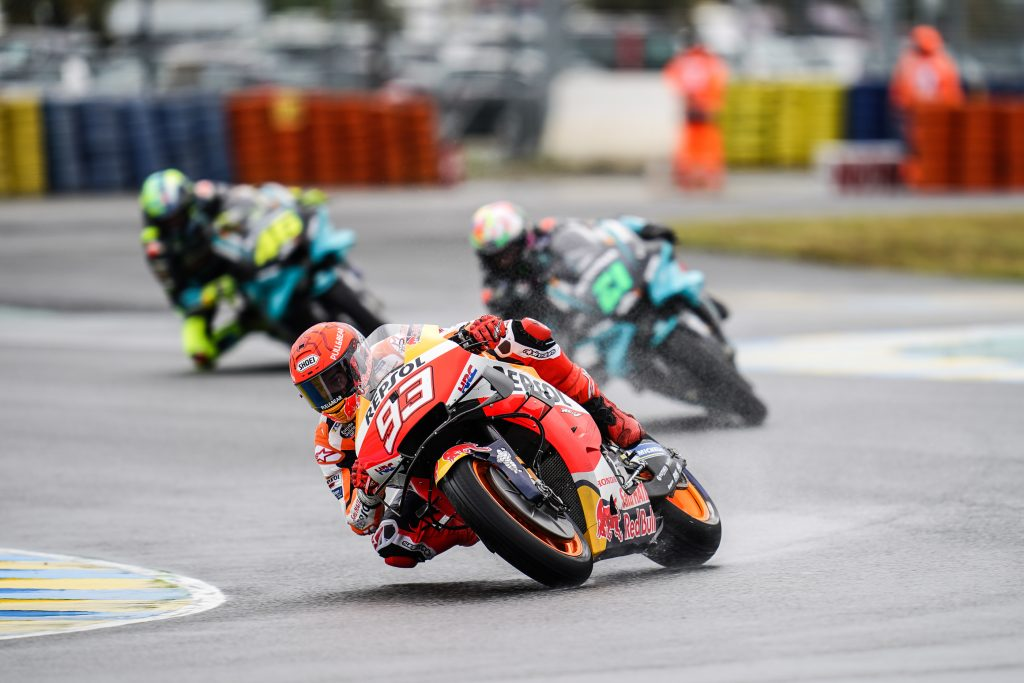 Marquez returns to the battle for victory as Espargaro salvages eighth in dramatic 2021 French GP 1