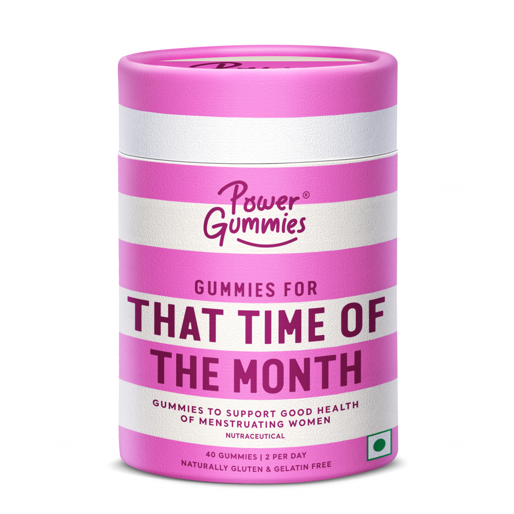 Power Gummies expands its portfolio, launches 'That Time of The Month' Gummies 1
