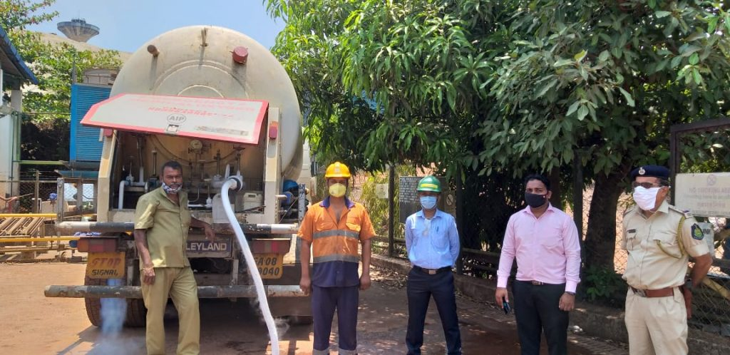 Vedanta Commences Daily Supply of 3 Tons of Oxygen To Cope Up Acute Shortage in Goa 1