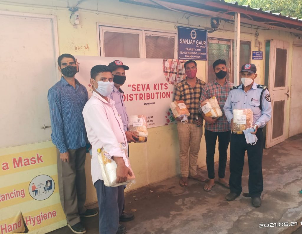 JL Kapoor Memorial Trust Ensures a Helping Hand to 23500 Residents of Transit Camp 1