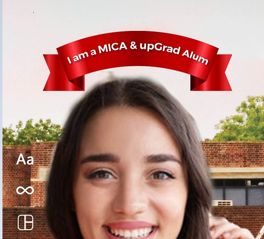 upGrad hosts a virtual Valedictory ceremony with MICA Ahmedabad for over 1000 learners 1
