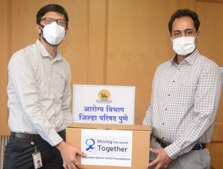 Hyundai Accelerates Uninterrupted Delivery of Lifesaving Medicare Oxygen Equipment to Most Affected COVID-19 States 1