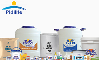 Pidilite Industries reports consolidated net sales growth of 45% over the same quarter last year 1