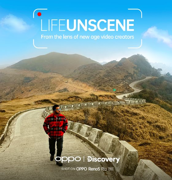 OPPO and Discovery India collaborate to explore the unexplored with 'Life Unscene' campaign 1