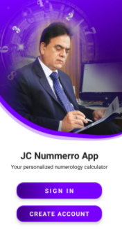 """Renowned Numerologist Mr J. C. Chaudhry launches the """"JC Nummerro App"""" 1"""