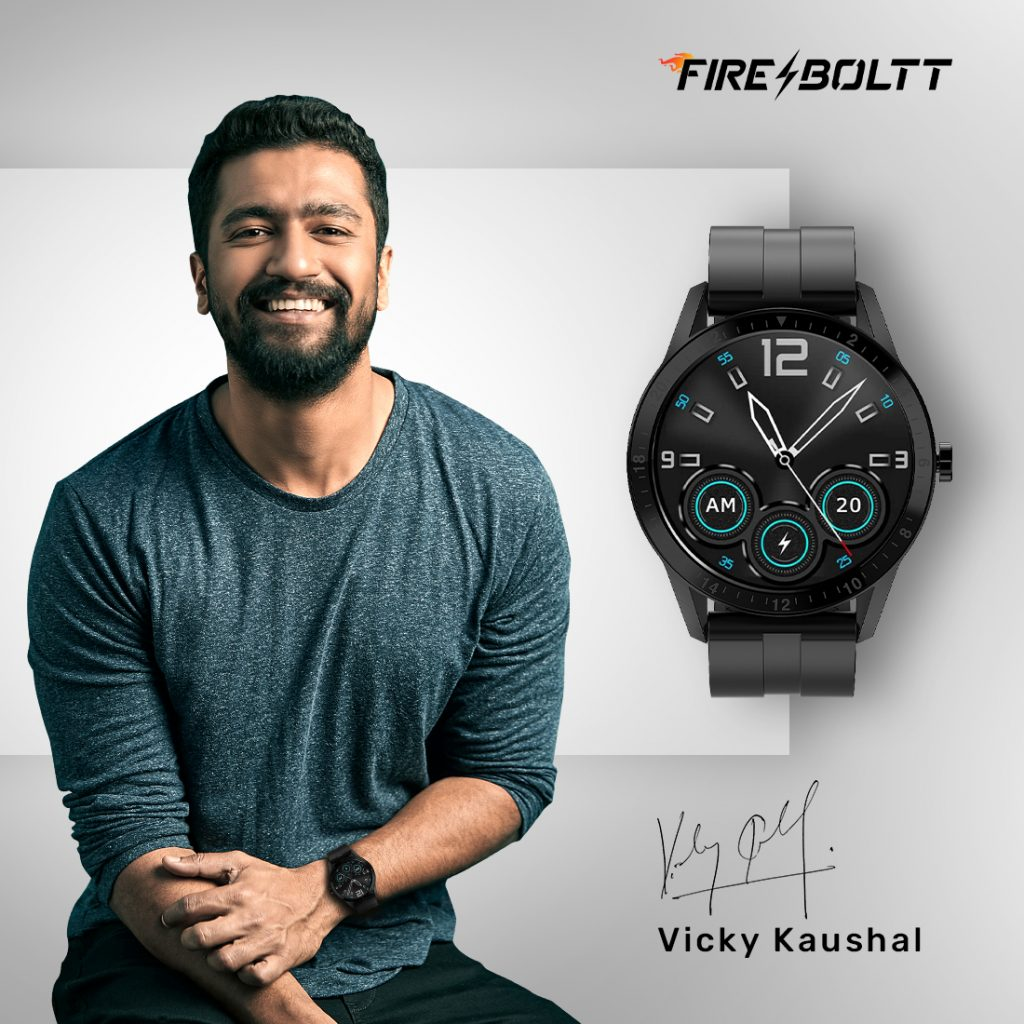Fire-Boltt launches Talk, an all-new smartwatch with Bluetooth Calling and in-built loudspeaker