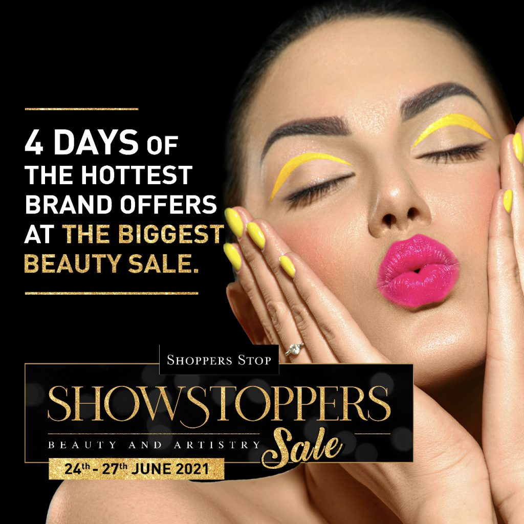 Shoppers Stop launches its beauty festival with the hottest beauty brands and the coolest offers 1