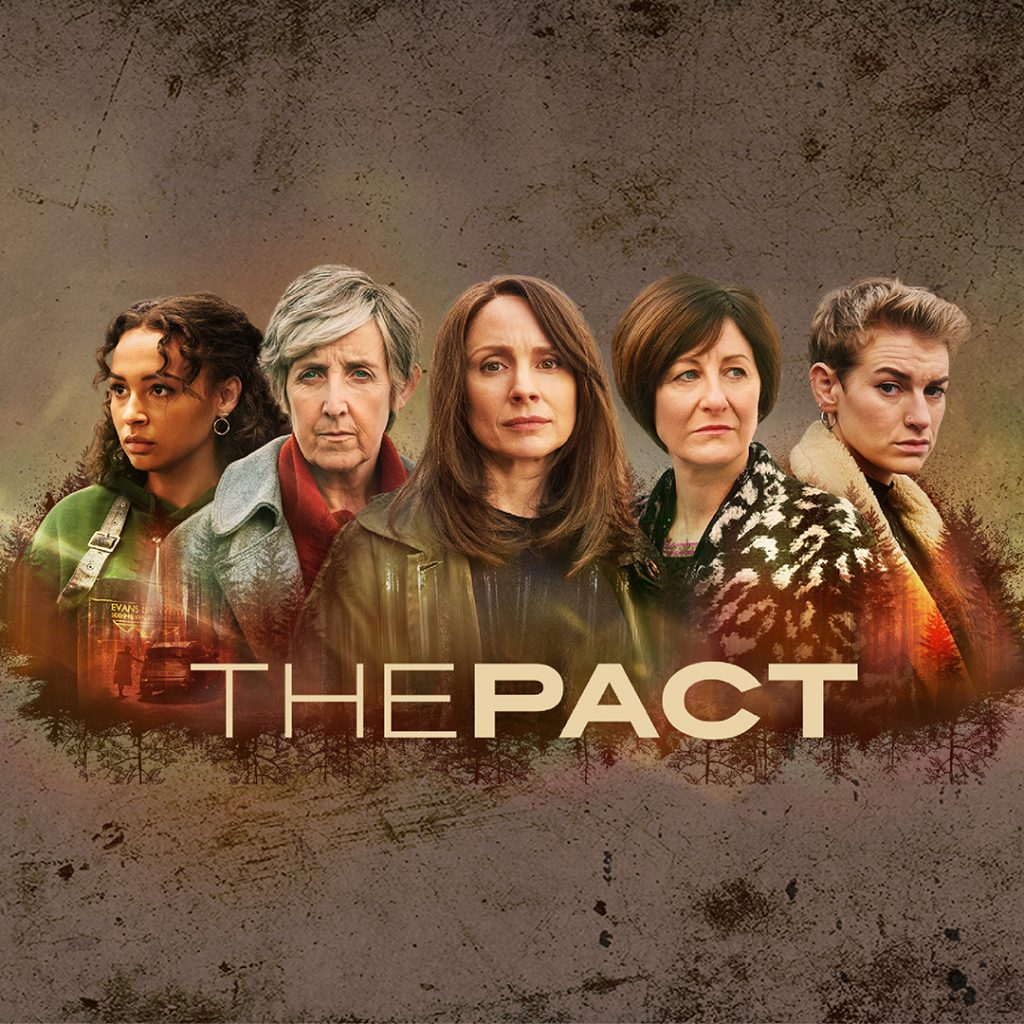 THE PACT written by Pete McTighe to be premiered exclusively on Lionsgate Play this weekend! 1
