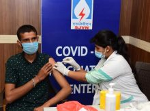 1700 vaccinated in Three Days Special Drive by SJVN