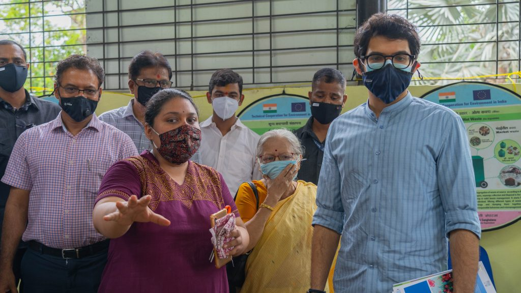 Plastic Waste Management: Aaditya Thackeray, MCGM inaugurate a material recovery facility in partnership with UNDP and HUL 1