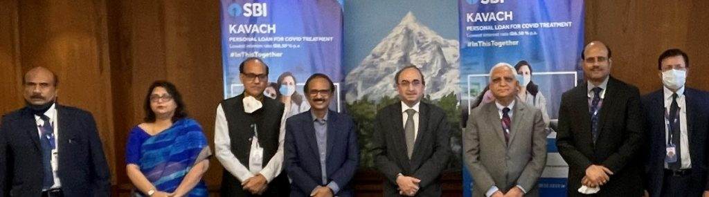 SBI launches 'Kavach Personal Loan' scheme for COVID patients 1