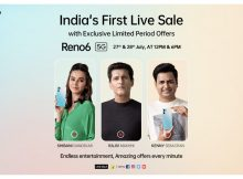 OPPO announces India's first Live sale with Reno6 5G 9