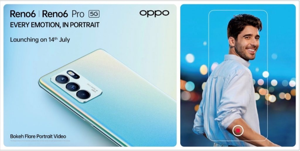 OPPO to unveil the most awaited Reno6 series for professional grade video experience 1