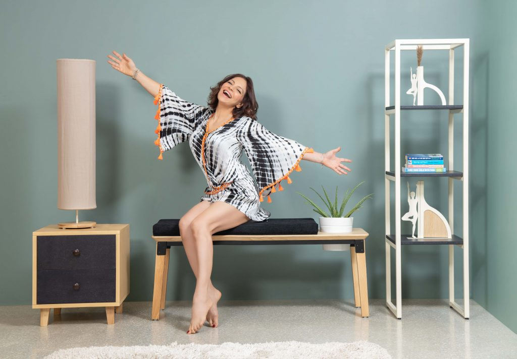 """Mohh launches the """"Wellbeing Collection"""" with Wellness & Sustainability aficionado Deanne Panday 1"""