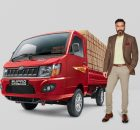 New Mahindra SUPRO PROFIT TRUCK Commits Higher Customer Prosperity through Guaranteed Higher Mileage & Payload 10