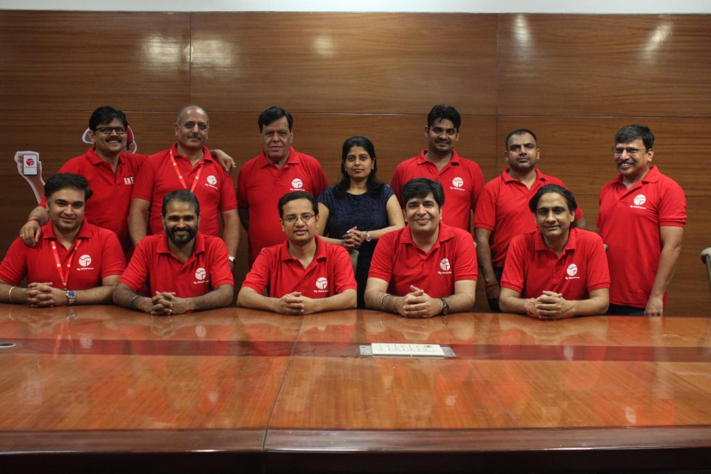 MyMobiForce raises $1.42 Mn Pre-Series A round led by Bharat Inclusion Seed Fund 1
