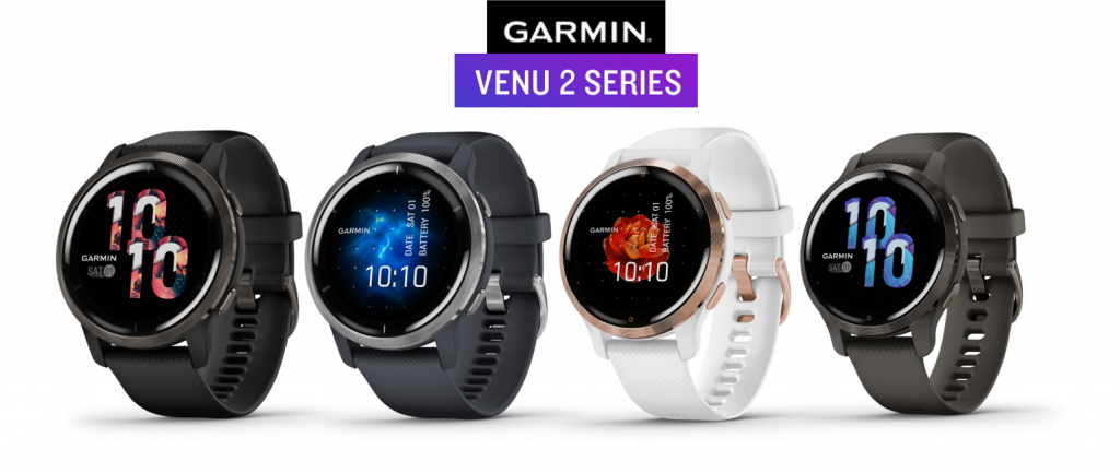 Garmin adds new chapter to Venu series in India Launches Venu® 2 and 2S 1
