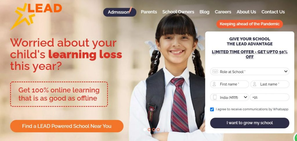 LEAD School rebrands as LEAD, to focus on transforming conventional schooling 1