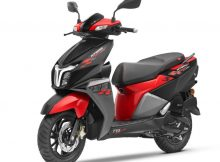 TVS Motor Company launches BS-VI TVS NTORQ 125 in Nepal 5