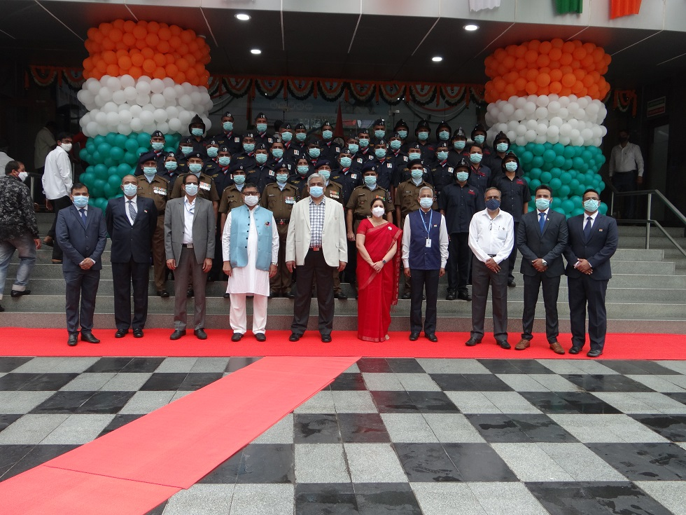 Bank of India celebrates 75th Independence Day 1