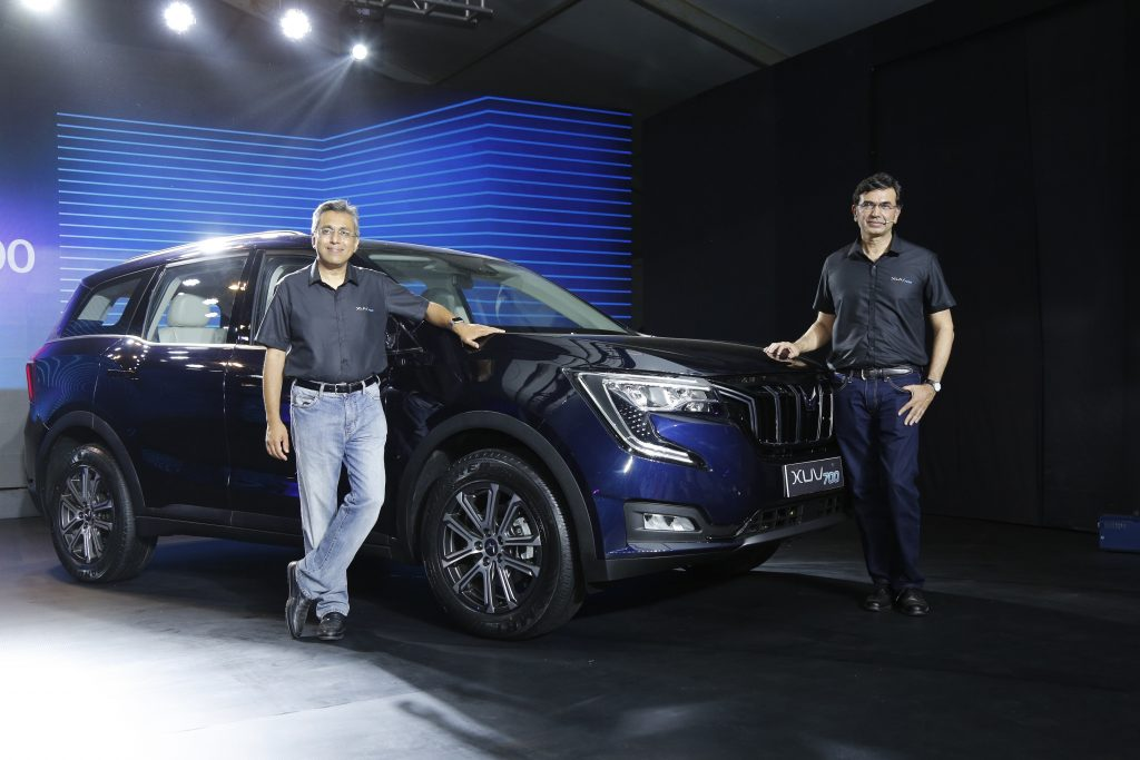 Mahindra Launches It'sAll New Global SUV The XUV700 starting from₹ 11.99 Lakh 1