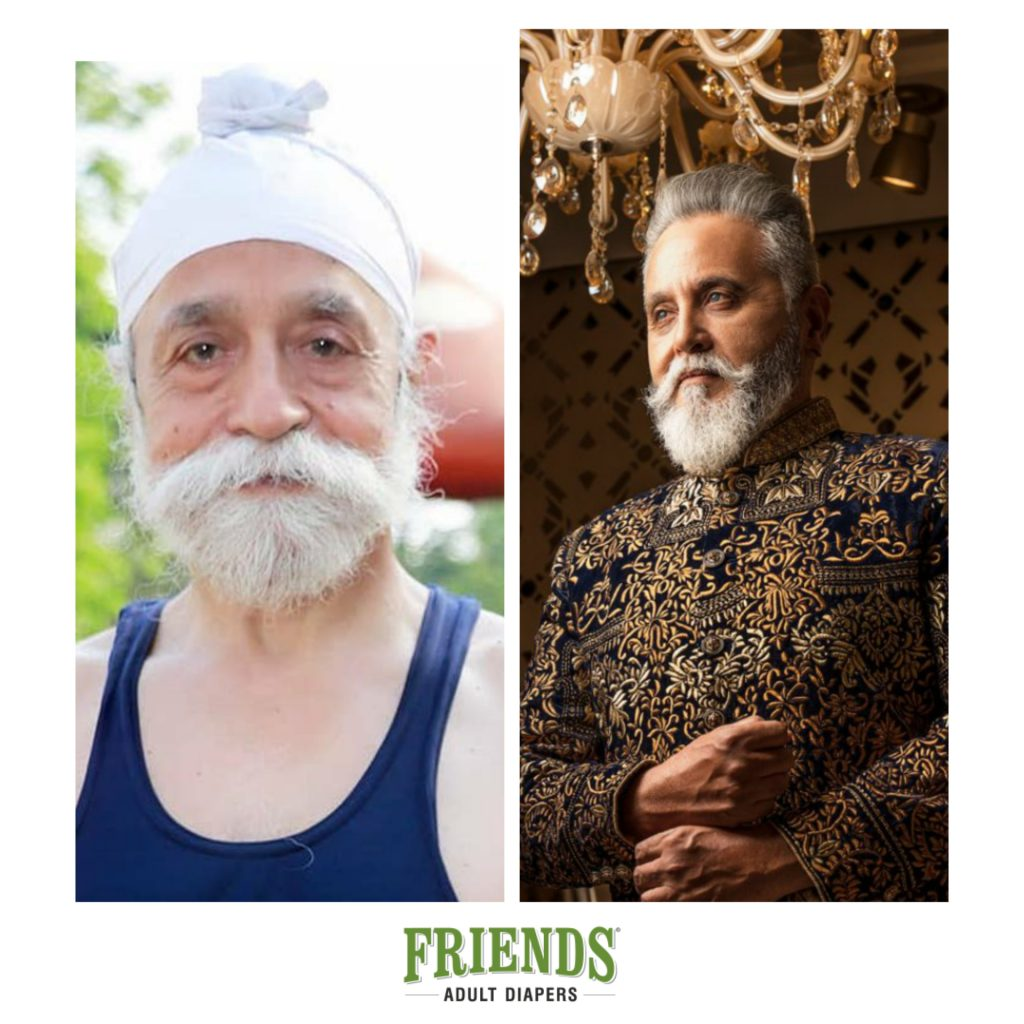 FRIENDS Celebrates World Senior Citizen Day by launching Reel Campaign 1
