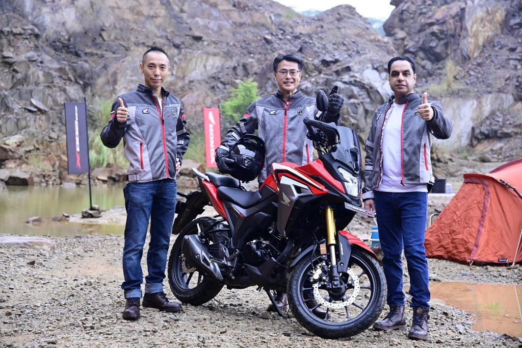 'Explore life with every ride' Honda sets a new trend in 180-200cc segment, Launches the all-new 1