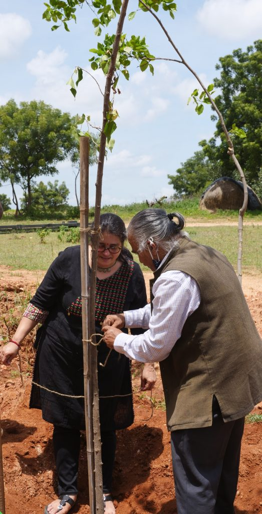 WWF India and Sri Ram Chandra Mission Foundation (Heartfulness Institute) join hands to adopt 50,000 trees in Hyderabad 1
