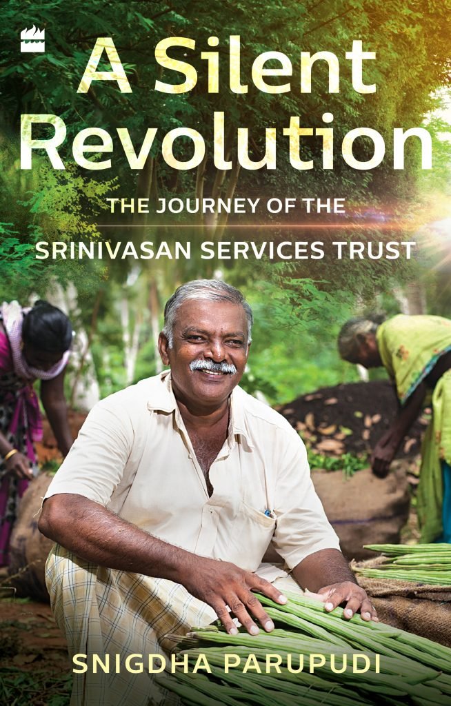 TVS Motor Company releases 'A Silent Revolution', a book to mark 25 years of Srinivasan Services Trust's work in rural development 1